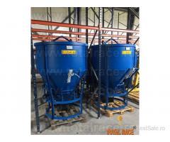 Cupe de beton diferite capacitati cu livrare imediata