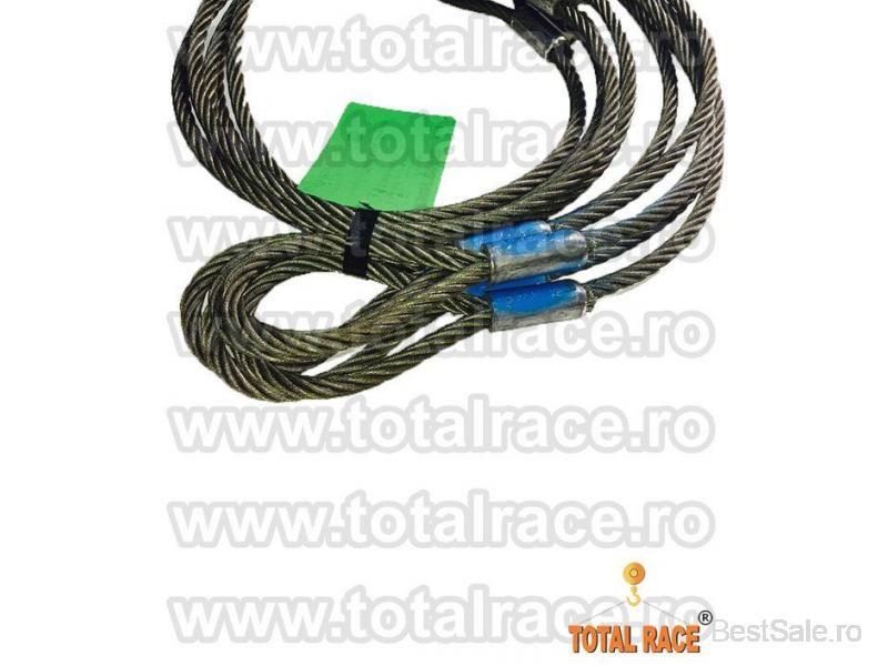 Cabluri de ridicare , sufe ridicare metalice - 3/8