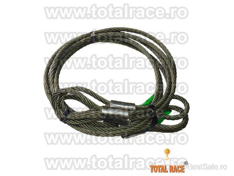 Sufe ridicare cabluri otel Total Race - 2/8