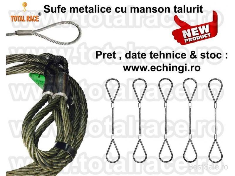 Sufe ridicare cabluri otel Total Race - 4/8
